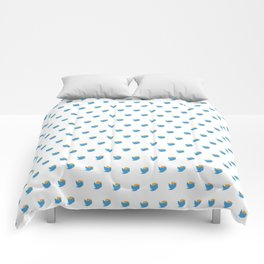 Twump Pattern - Day Mode Comforters
