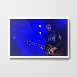 Tony Iommi (Black Sabbath) Metal Print