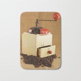 coffee grinder 2 Bath Mat