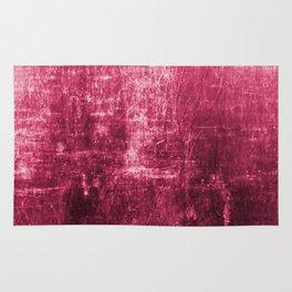 Pink Distressed & Textured Paper Design Rug
