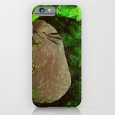sleeping forest guardian  iPhone 6s Slim Case