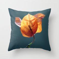 Wait Here Throw Pillow