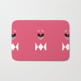 Pink Ranger, Power Ranger, Hero Bath Mat