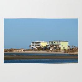 Two Beach Houses Rug