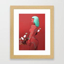 Juniper 2 Framed Art Print