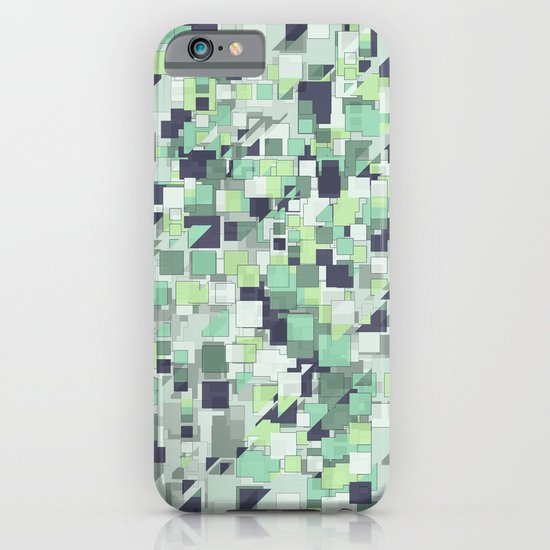 Cubic  iPhone & iPod Case