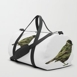 olive tree sparrow Duffle Bag