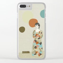 These are your senses Clear iPhone Case