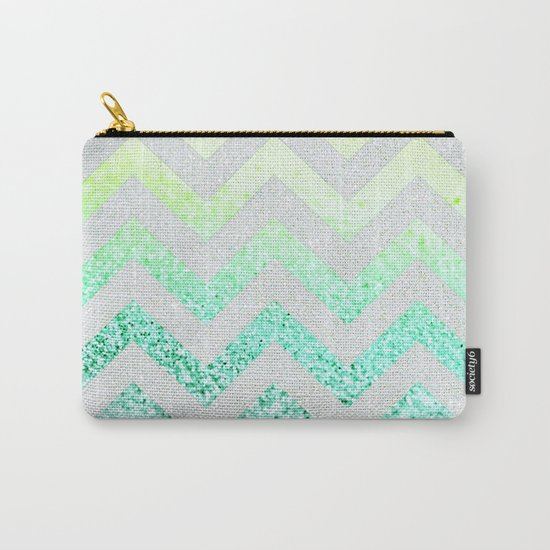 FUNKY MELON SEAFOAM Carry-All Pouch
