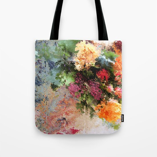 Four Seasons in One Day Tote Bag