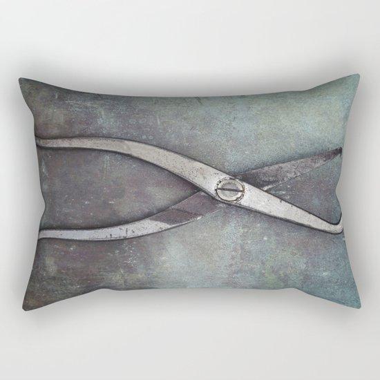 Spring Pliers Rectangular Pillow