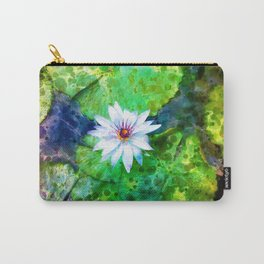 Be Still-Barbara Chichester Carry-All Pouch