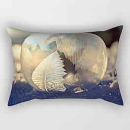 Frozen Bubble Rectangular Pillow