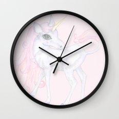 Unicorn ♡ Wall Clock