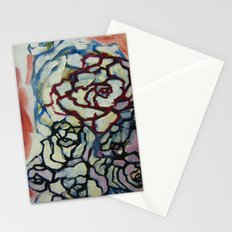 Rose 4424 Stationery Cards