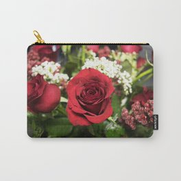 Valentine's Day Roses 1 Carry-All Pouch