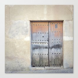 Doors of Perception 13 Canvas Print