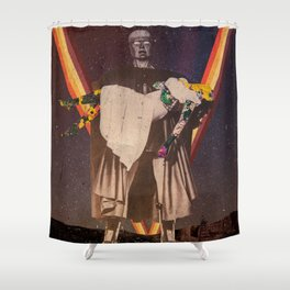 The Disposal Shower Curtain