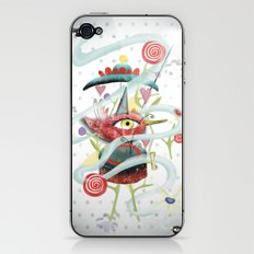 Hidding our loneliness sweetness  iPhone & iPod Skin