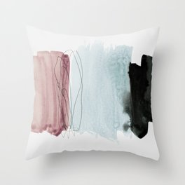 minimalism 4 Throw Pillow