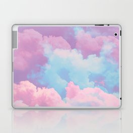 Pink cloud Laptop & iPad Skin