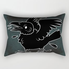 Small but Fierce Rectangular Pillow