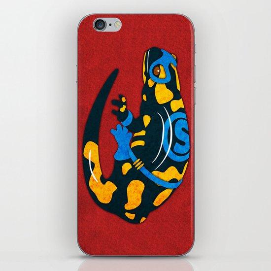 Salamander iPhone Skin