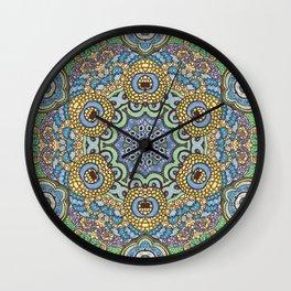 Marshmellows Wall Clock