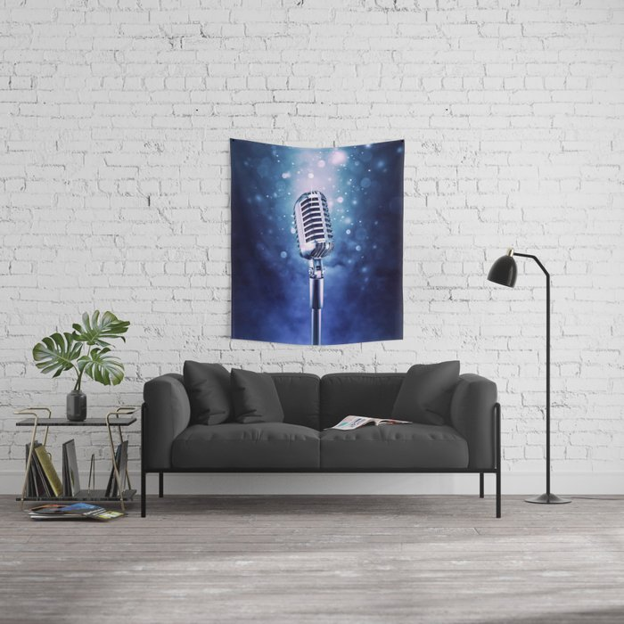 Lounge Act Wall Tapestry
