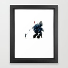 Metal Gear Solid Framed Art Print