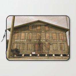 Historic Ybor Building Laptop Sleeve