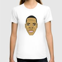 jay z T-shirts featuring Jay-Z by ΛDX7
