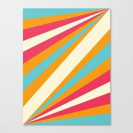 Diagulous Series: Sunnyside Canvas Print