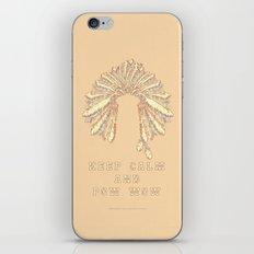 POW WOW - 043 iPhone & iPod Skin