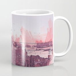 New York Panorama Coffee Mug