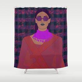 sabya style part 2 Shower Curtain