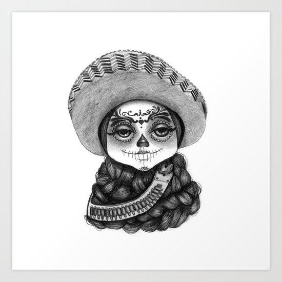Zapatista by breemena