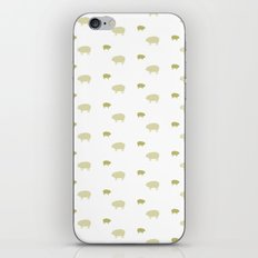 PIG PATTERN iPhone & iPod Skin