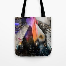 Meet me in my smooth city Tote Bag