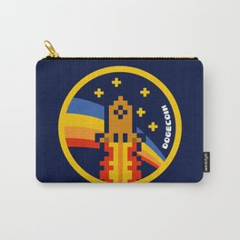 DogeCoin Up Rocket Carry-All Pouch