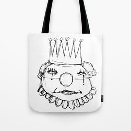 clowns in crowns #8 Tote Bag