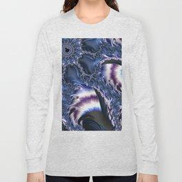 Moving Crystal Long Sleeve T-shirt