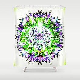 HASI Mandala Shower Curtain