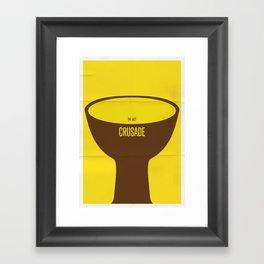 Crusade Framed Art Print