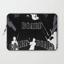 Board Board Board Kiteboarding Laptop Sleeve