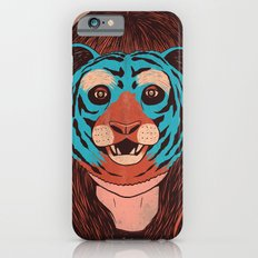 Tiger Face iPhone 6s Slim Case