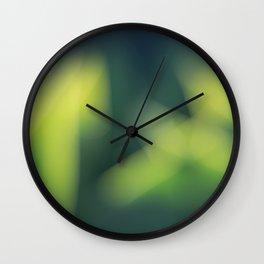 Geen Sunlight Wall Clock