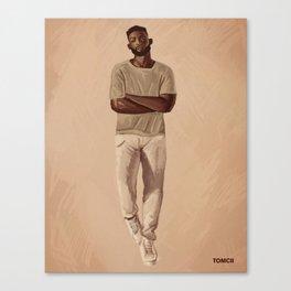Tiny Canvas Print