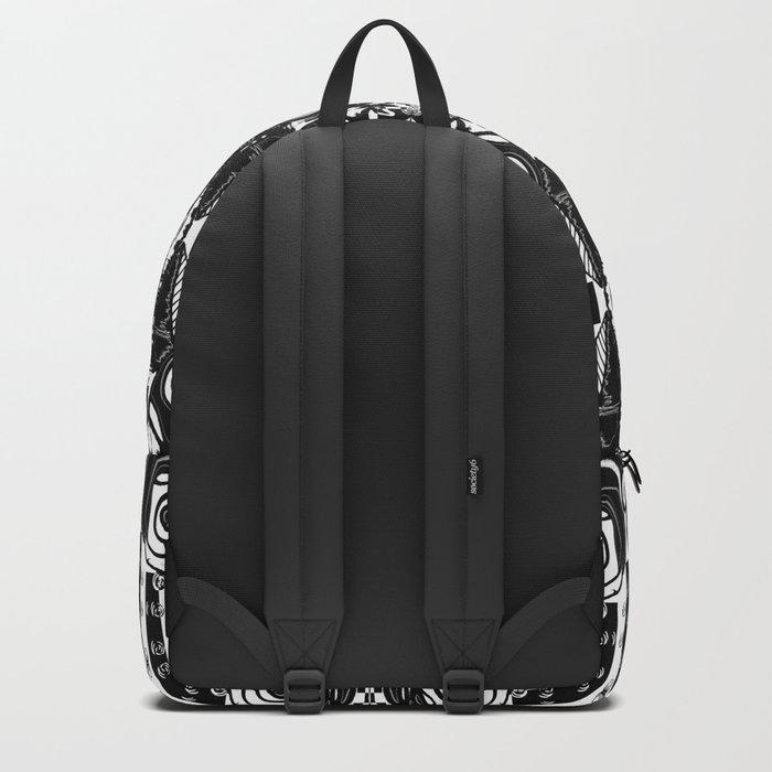 Spider Rose Backpack