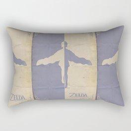 The Legend of Zelda: Skyward Sword Rectangular Pillow